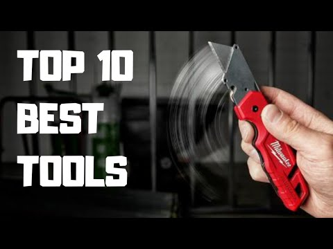 Top Ten Inexpensive Tools That You Won't Be Able To Live Without -Tools that will make life easier!