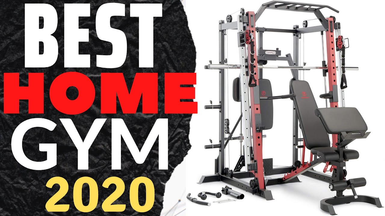 Top 5 Best Home Gym Equipment of 2020 Comparison Review ...