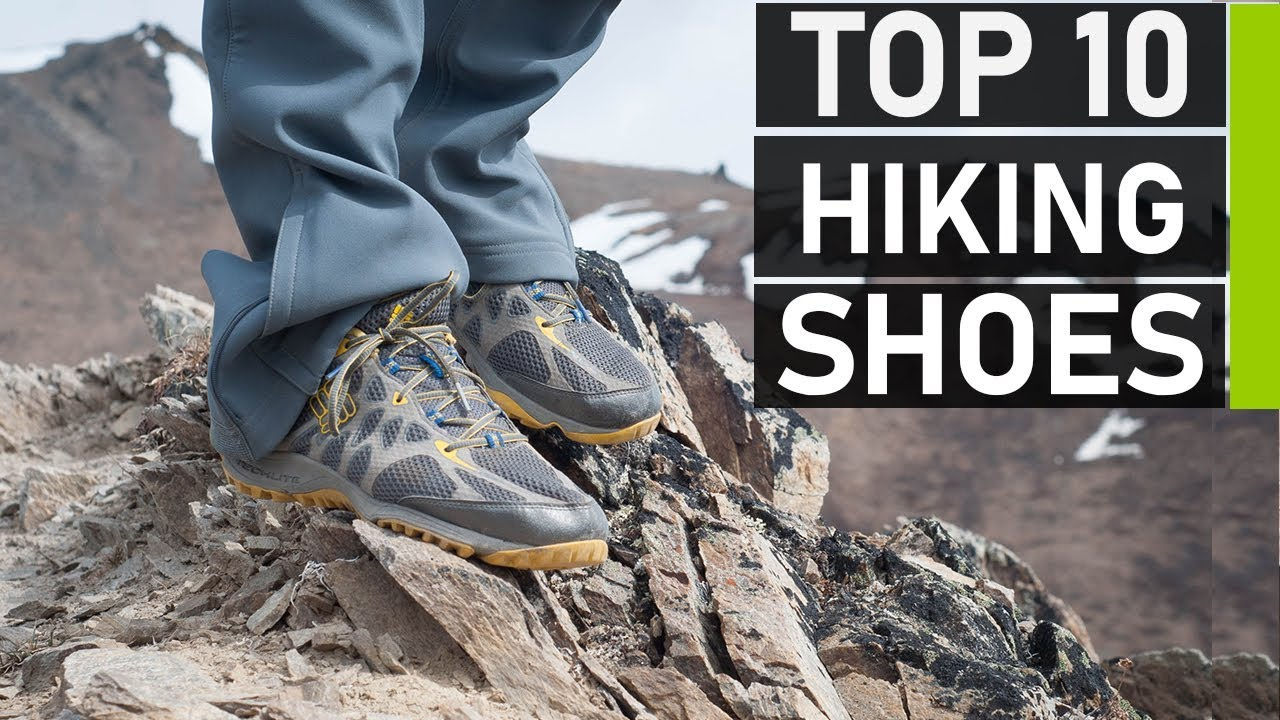 Top 10 Best Hiking Shoes & Boots for Exploring