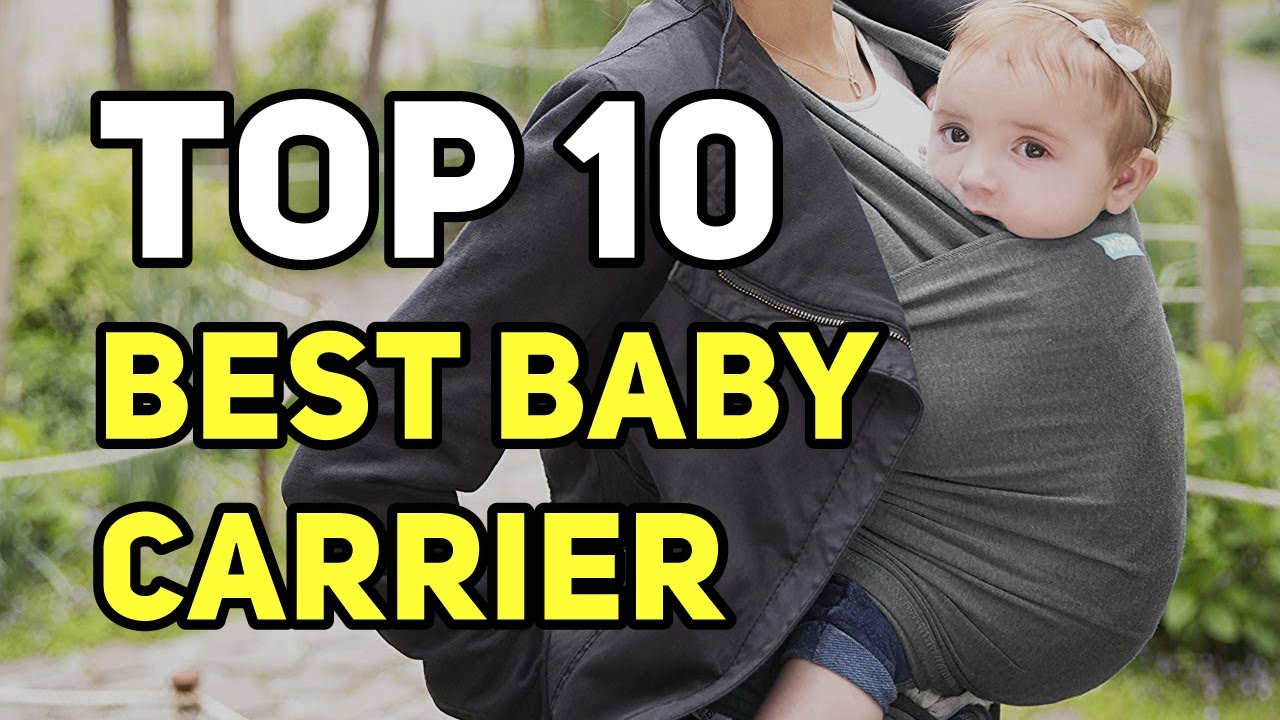 Best Baby Carrier 2021 – Latest Reviews of Top 10 Best Baby Carrier