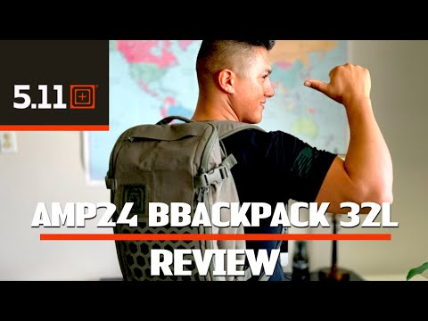 5.11 Tactical AMP24™ Backpack Review 32L