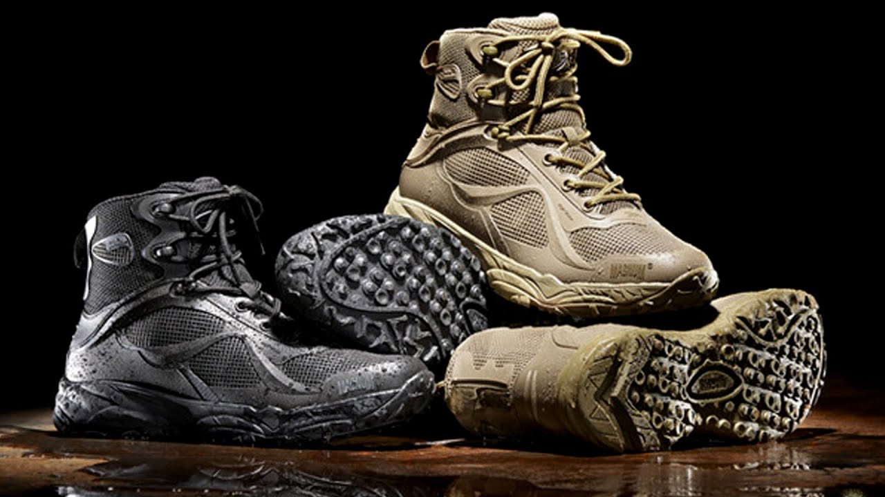 7 Cool Tactical Boots 2020 For Any Mission