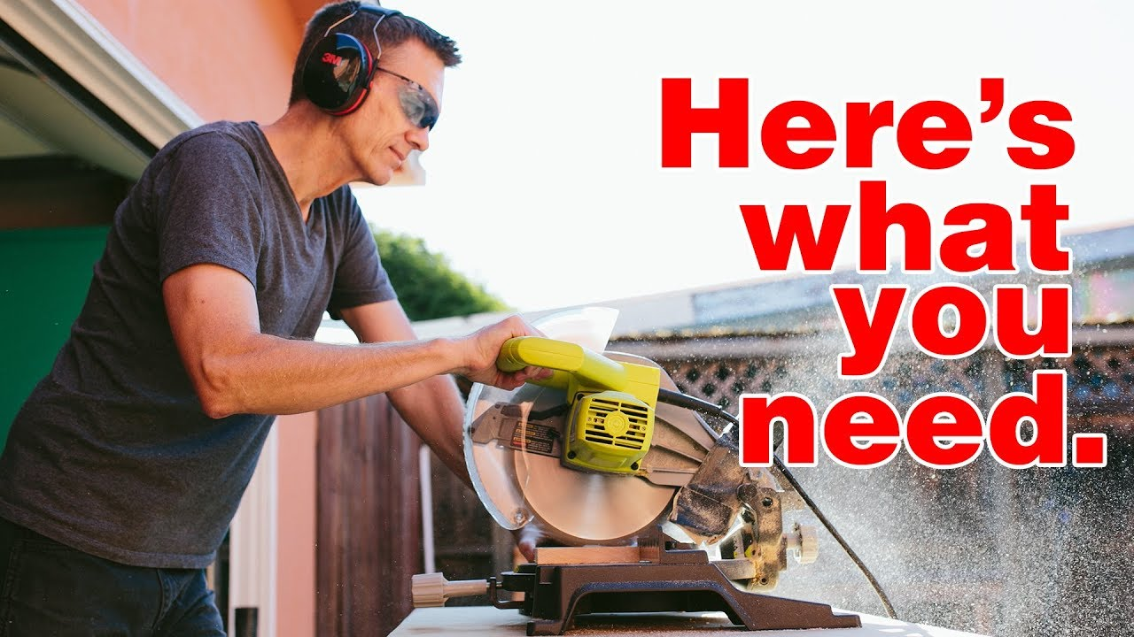 7 Essential Power Tools for Beginning Woodworkers   Woodworking Basics