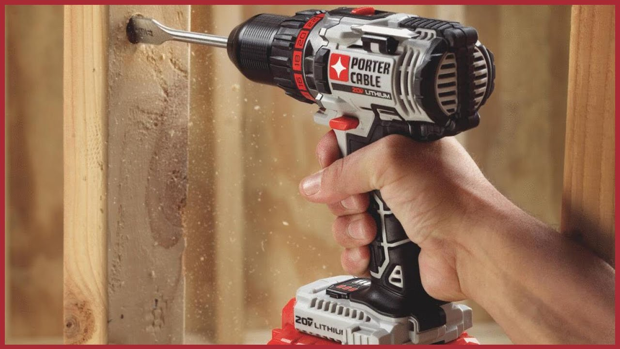 10 BEST CORDLESS POWER TOOLS 2021 (Buyers Guide And Reviews)