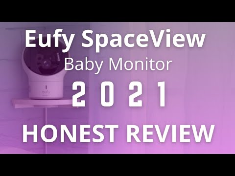 Eufy SpaceView HD Baby Monitor Review 2021