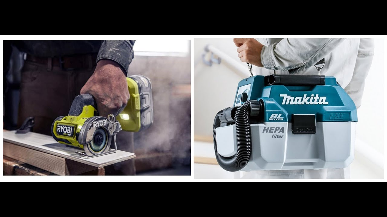 10 COOL CORDLESS POWER TOOLS YOU NEED TO SEE 2021