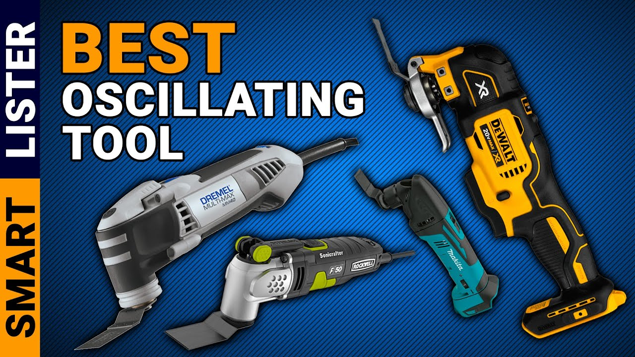 Best Oscillating Multi Tools Reviews in (2021) - [Top Rated]