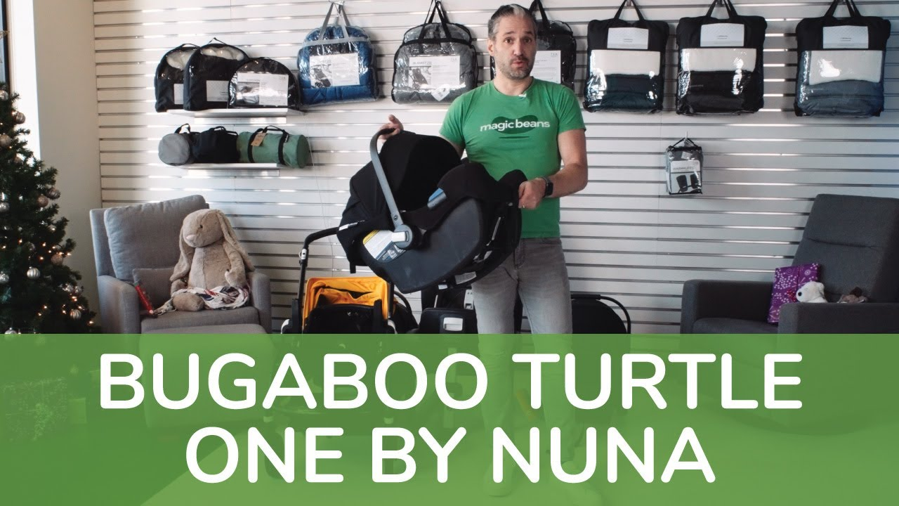 Bugaboo Turtle One by Nuna 2021 Full Review   Magic Beans   Best Infant Car Seat