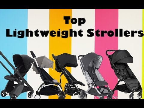 TOP LIGHTWEIGHT STROLLERS of 2021 - Which one is for you?