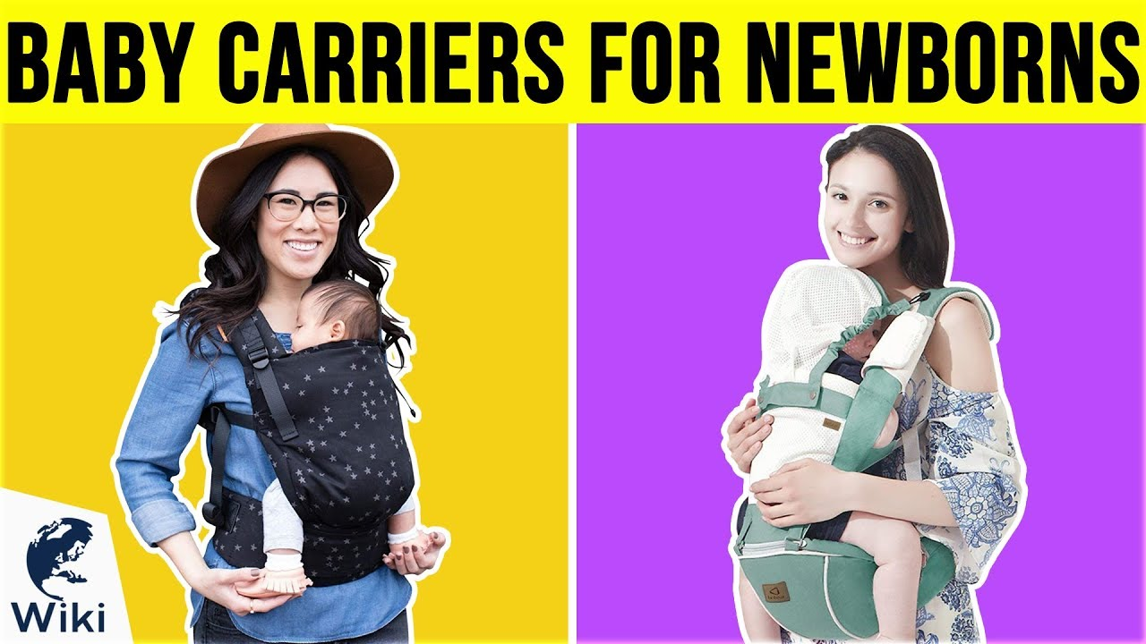10 Best Baby Carriers For Newborns 2021