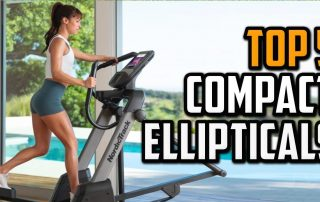 Best Compact Ellipticals in 2021 - Top 5 Affordable Compact Elliptical Machine For Home