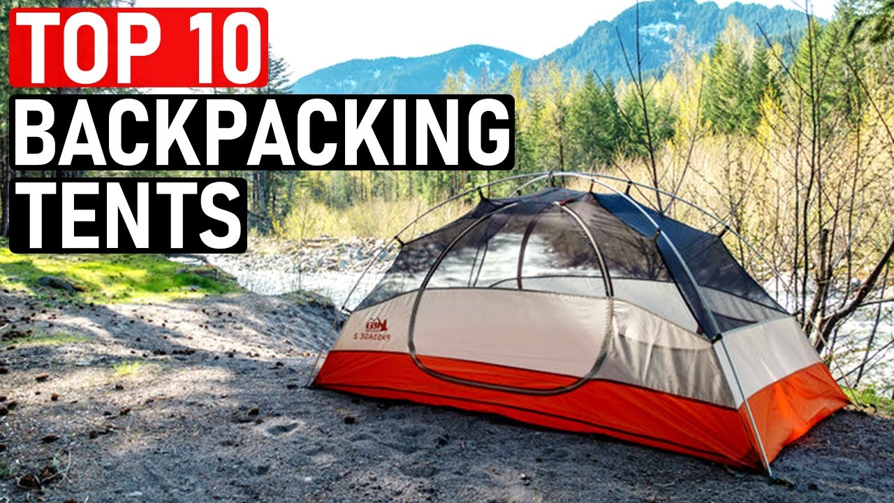 The Best Backpacking Tents of [2020-2021] - TOP 10