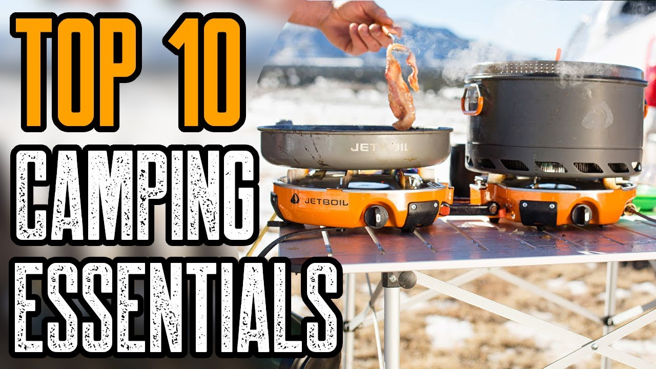 Top 10 Camping Gear Essentials 2021 | Camping Gadgets and Innovations