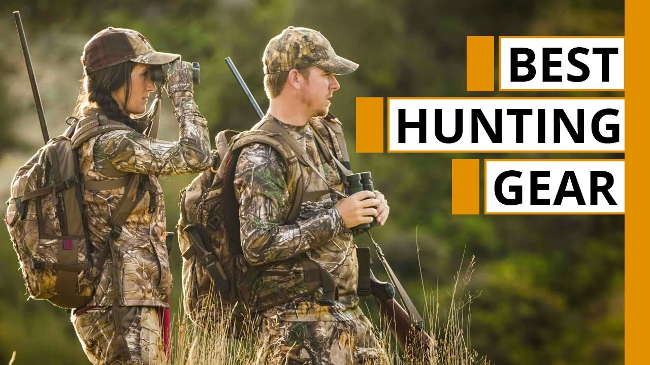 Top 10 Cool Hunting Gears You Must Have