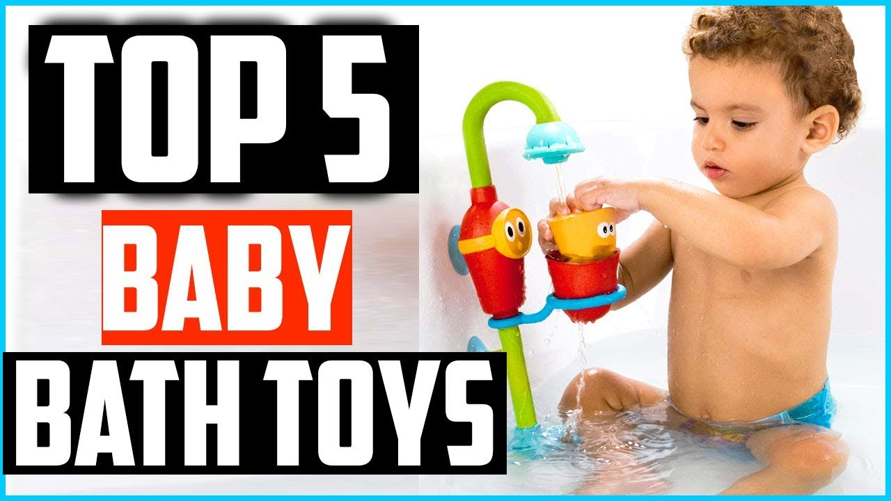 Top 5 Best Baby Bath Toys in 2021 – Reviews