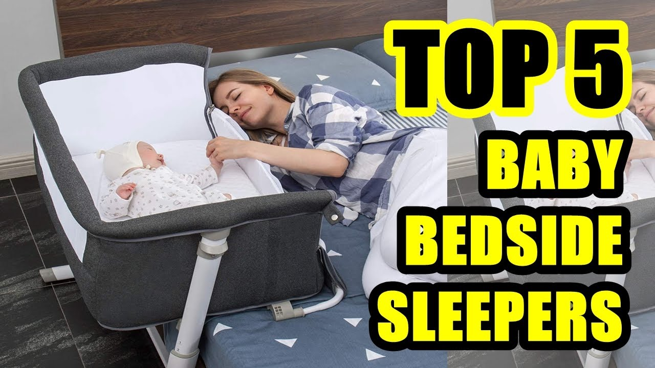 TOP 5: Best Baby Bedside Sleeper 2021 | Perfect for a peaceful sleep of the baby