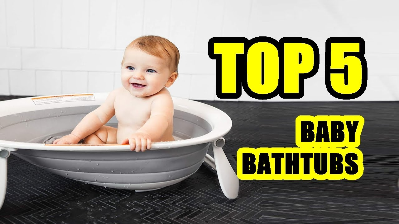TOP 5: Best Bathtub for Baby 2021 on Amazon | Perfect for Any Baby