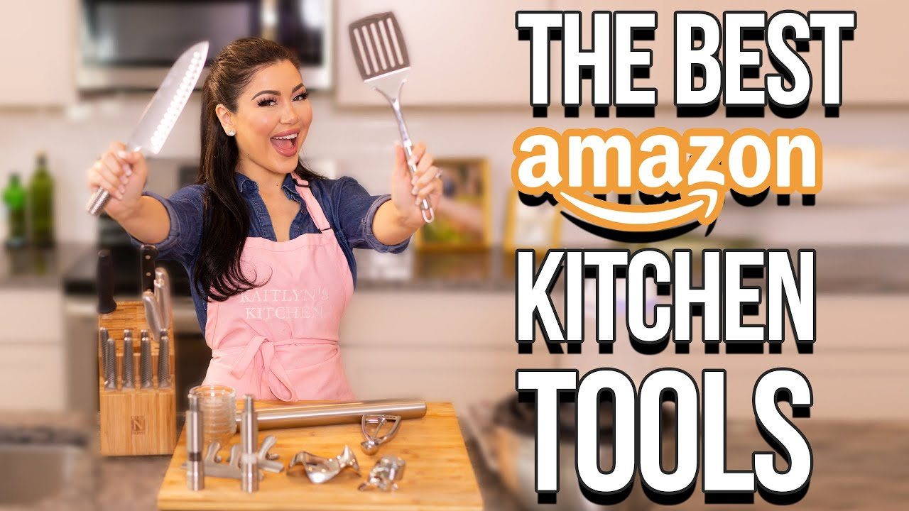 THE BEST AMAZON Kitchen Tools | Current Favorites - Put to the test!