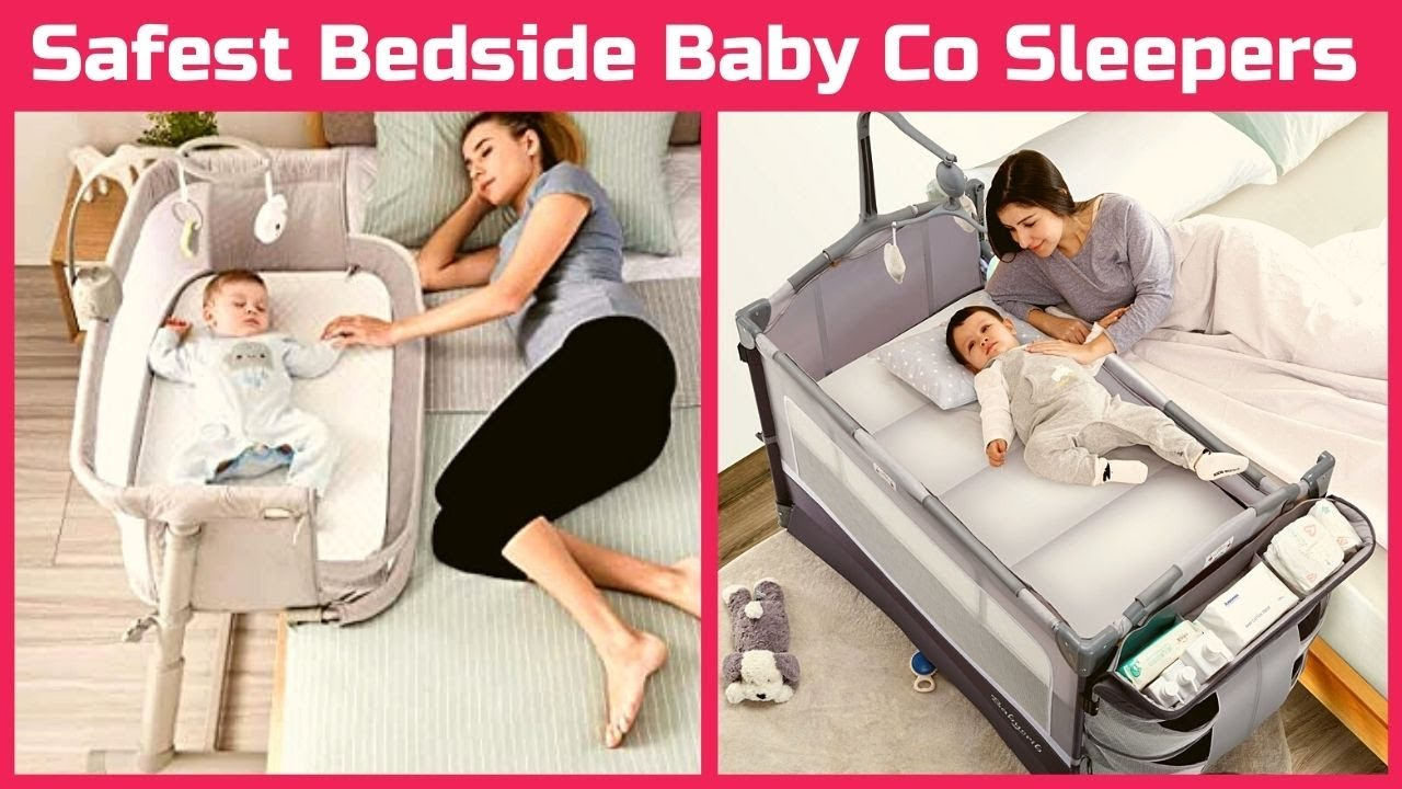 Best Baby Co Sleepers 2021 (Safest Bedside Sleeper for Baby)