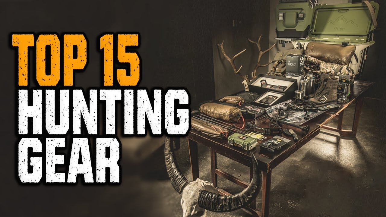 BEST HUNTING GEAR ON LIST ON AMAZON 2020 - TOP 14 NEW HUNTING GEAR & GADGETS THAT YOU MUST HAVE
