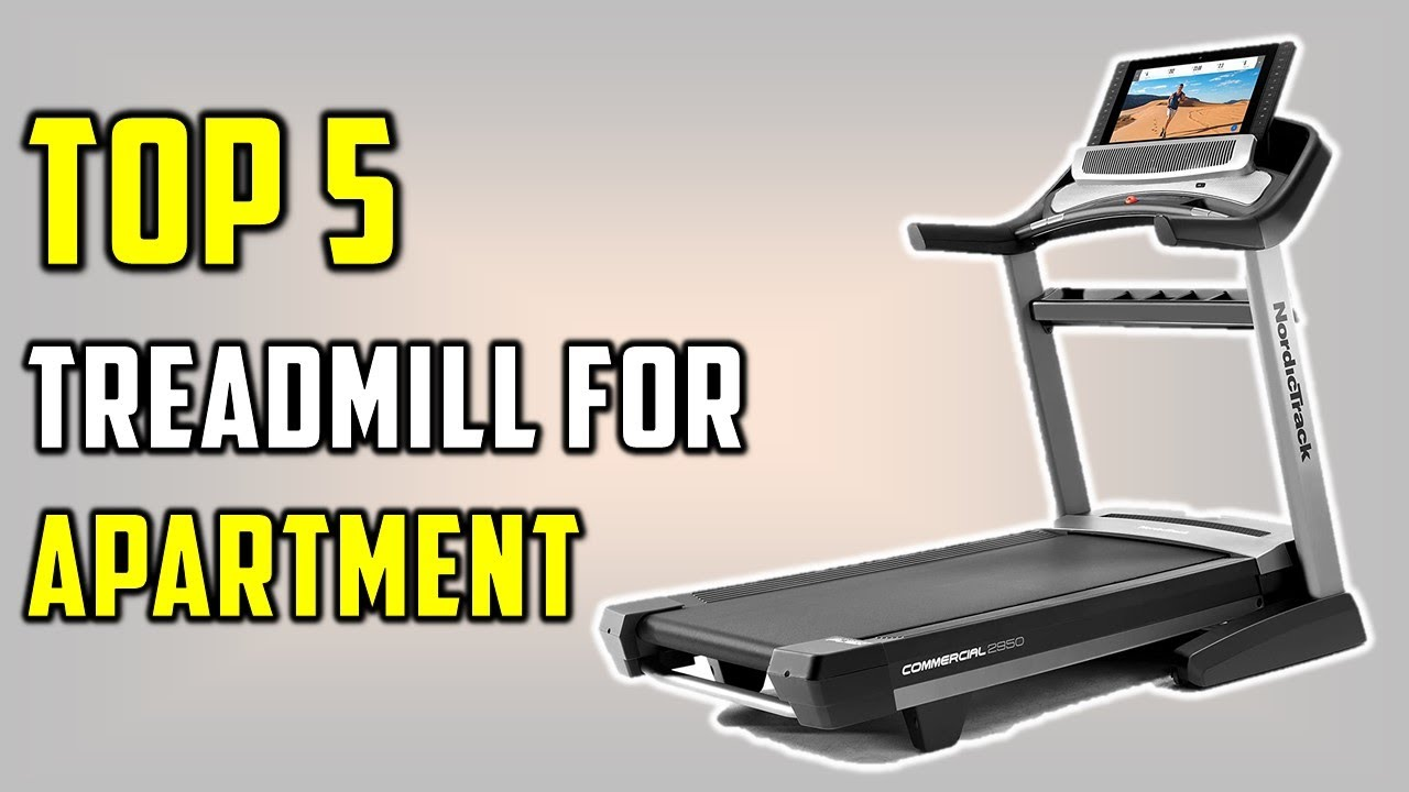Top 5 Best Treadmill for Apartment 2021-Best Treadmill Reviews On Amazon