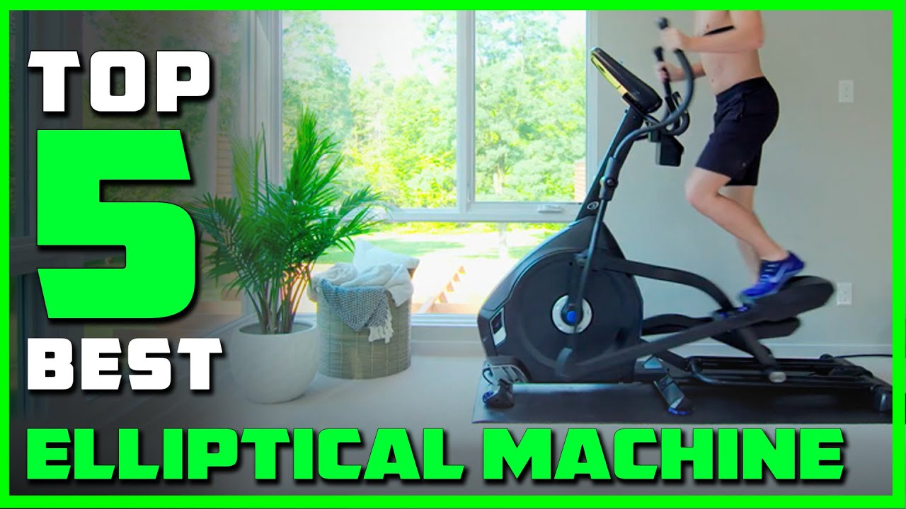 Top 5 Best Elliptical Machines Review in 2021 (Buying Guide)