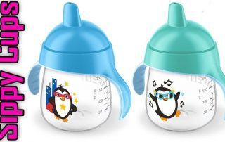 Top 4 Best Baby Sippy Cups Reviews In 2021