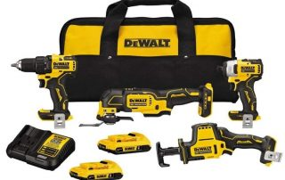 Best Time to Buy Power Tools