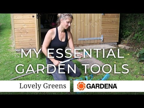 My Essential Garden Tools...and a new one perfect for the allotment